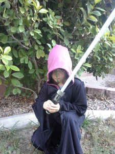 The next generation of Jedi.