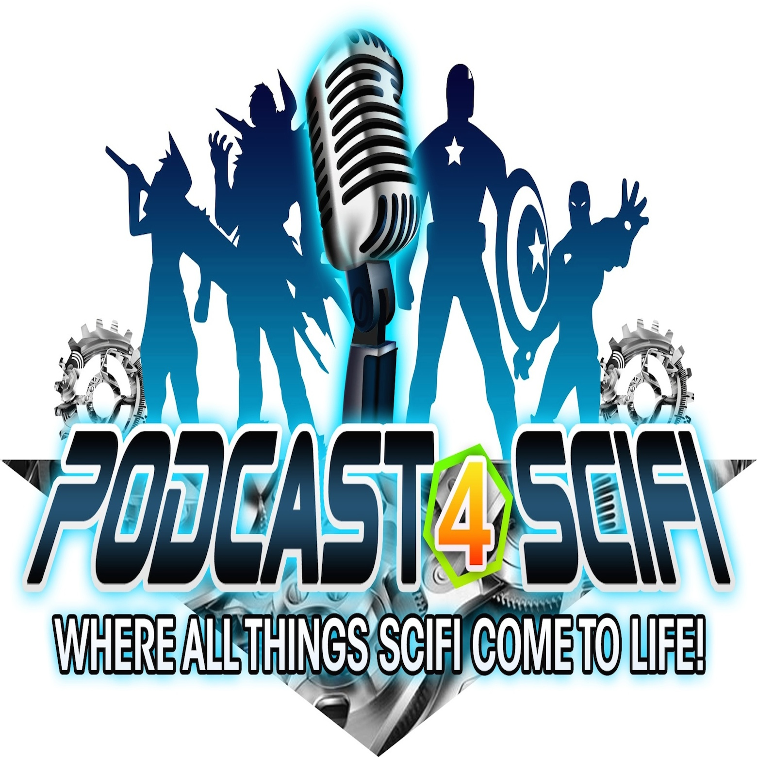 Podcast4Scifi